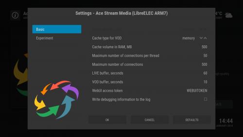 ACE STREAM MEDIA 3.0.6 СКАЧАТЬ БЕСПЛАТНО