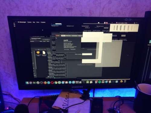 Hackintosh на PC - обсуждение - 4PDA