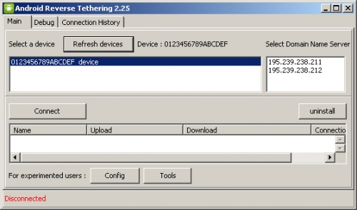 Как Установить Android Reverse Tethering
