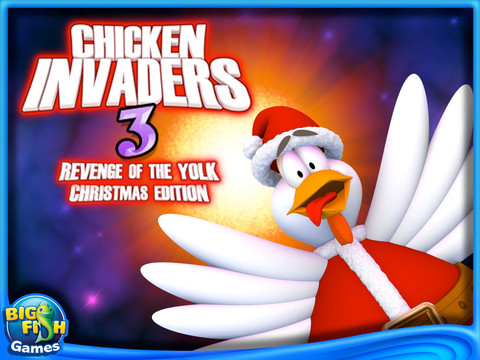 Chicken invaders 3 скачать