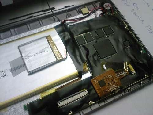Модернизация планшета своими руками 40