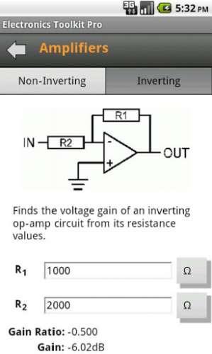 Electronics Toolkit - 4PDA