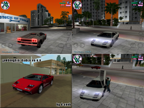 Grand Theft Auto Vice City 4pda