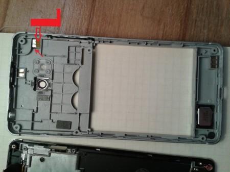 Gps антенна на смартфон 133