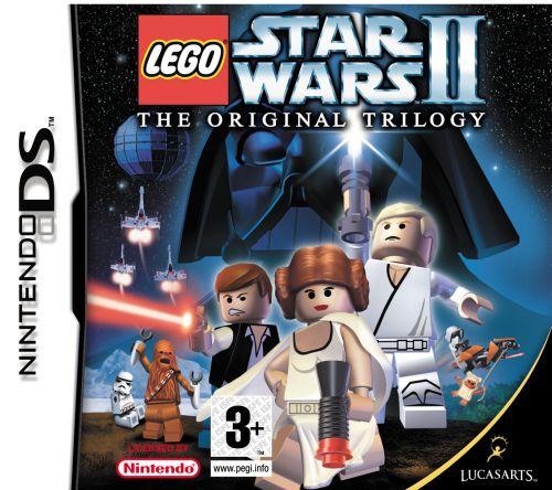 Lego Star Wars Ii Nds Rom Download Classsetiopolis