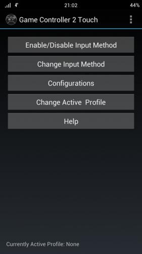 touch profile creator 4pda