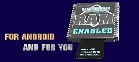 ROEHSOFT SWAPit RAM EXPANDER (Android)