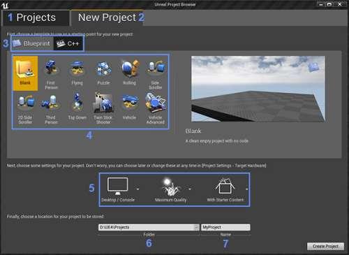 Unreal Engine 4 руководство на русском - фото 10