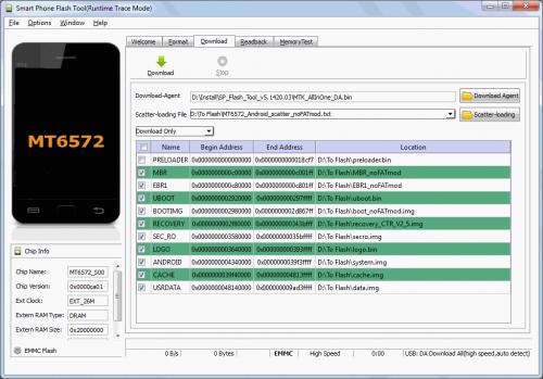 Скачать Прошивку Mt6572 Android - фото 11