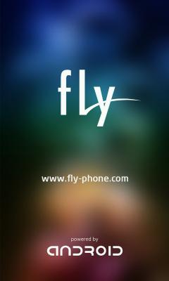 Fly логотип