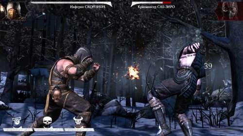 Mortal kombat x 4pda ios