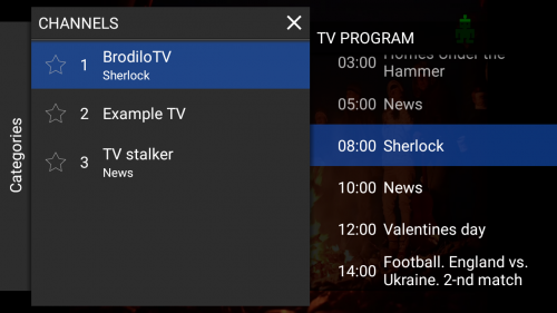 StalkerTV - 4PDA