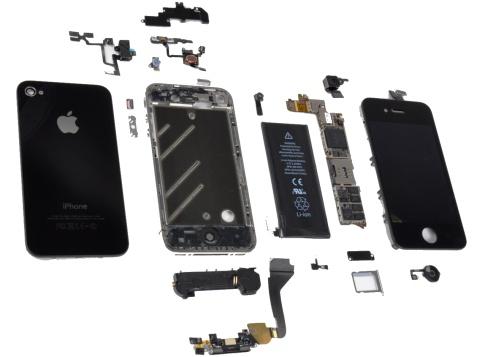 Замена только стекла на iphone 4 своими руками фото 228