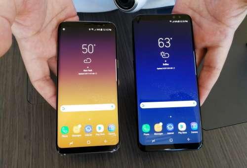 Samsung SM-G950 Galaxy S8 Операторские версии - Обсуждение