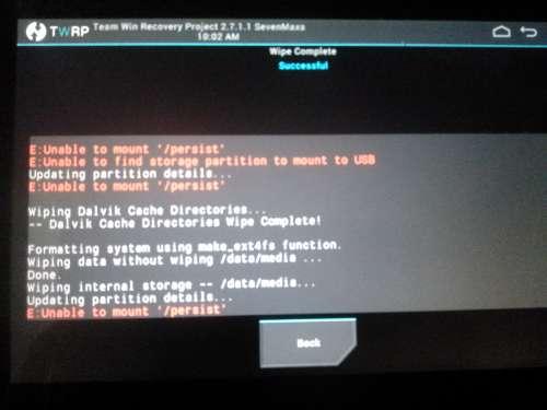 Asus MeMO Pad FHD 10 LTE - Прошивки - 4PDA