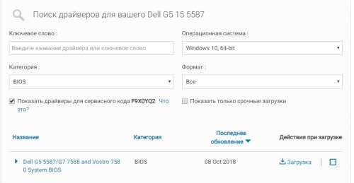 Dell G5/G7 15 — Обсуждение - 4PDA