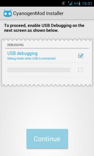 CyanogenMod Installer - 4PDA