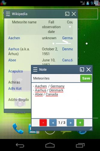 Floating Apps multitasking - 4PDA