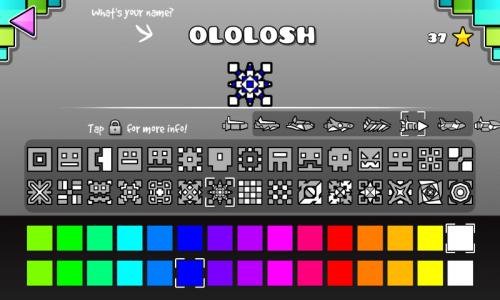 картинки кубиков geometry dash