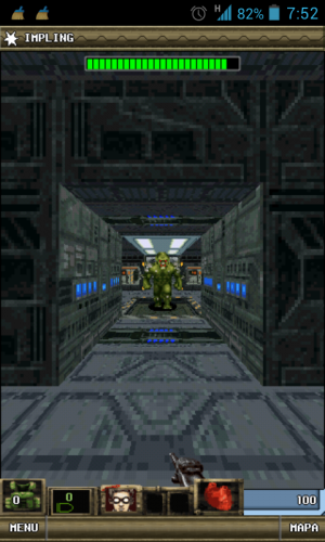 Doom RPG Android Port [3D] - 4PDA