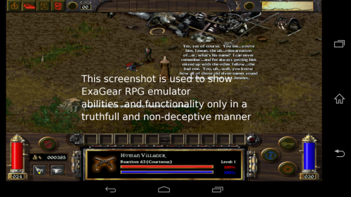 ExaGear RPG - 4PDA