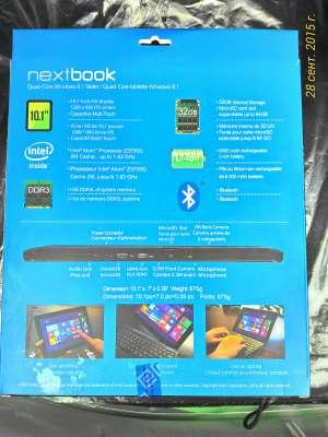 NEXTBOOK NXW10QC32G - Обсуждение - 4PDA